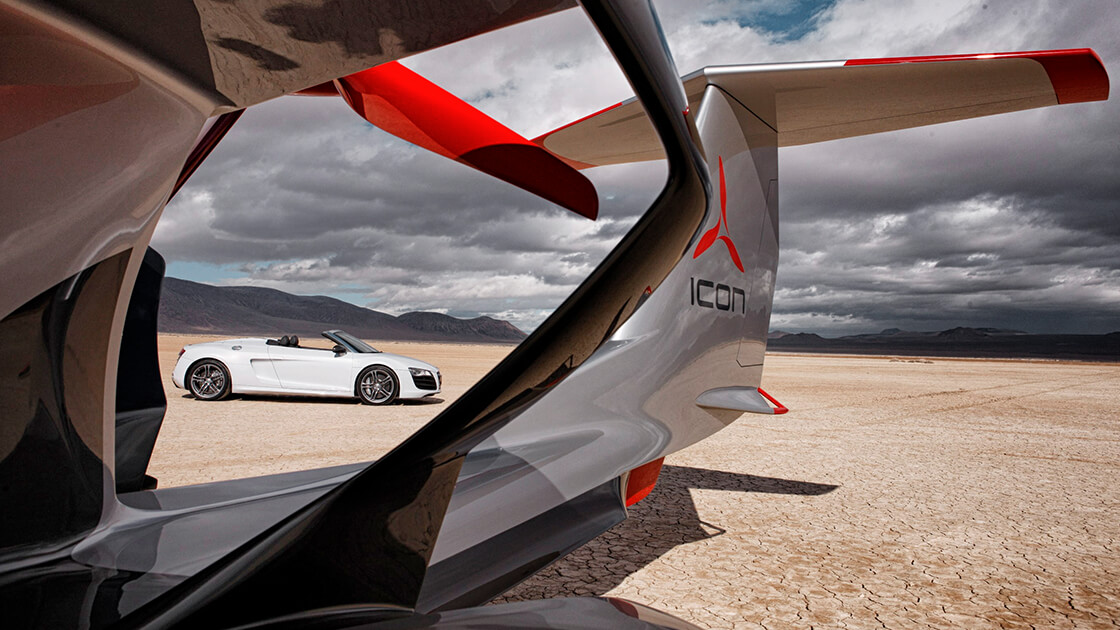 ICON Aircraft Lifestyle