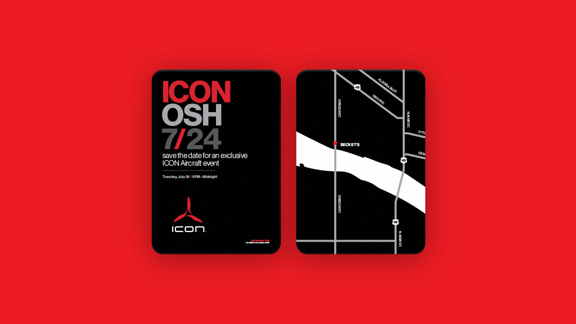 ICON Aircraft OSH