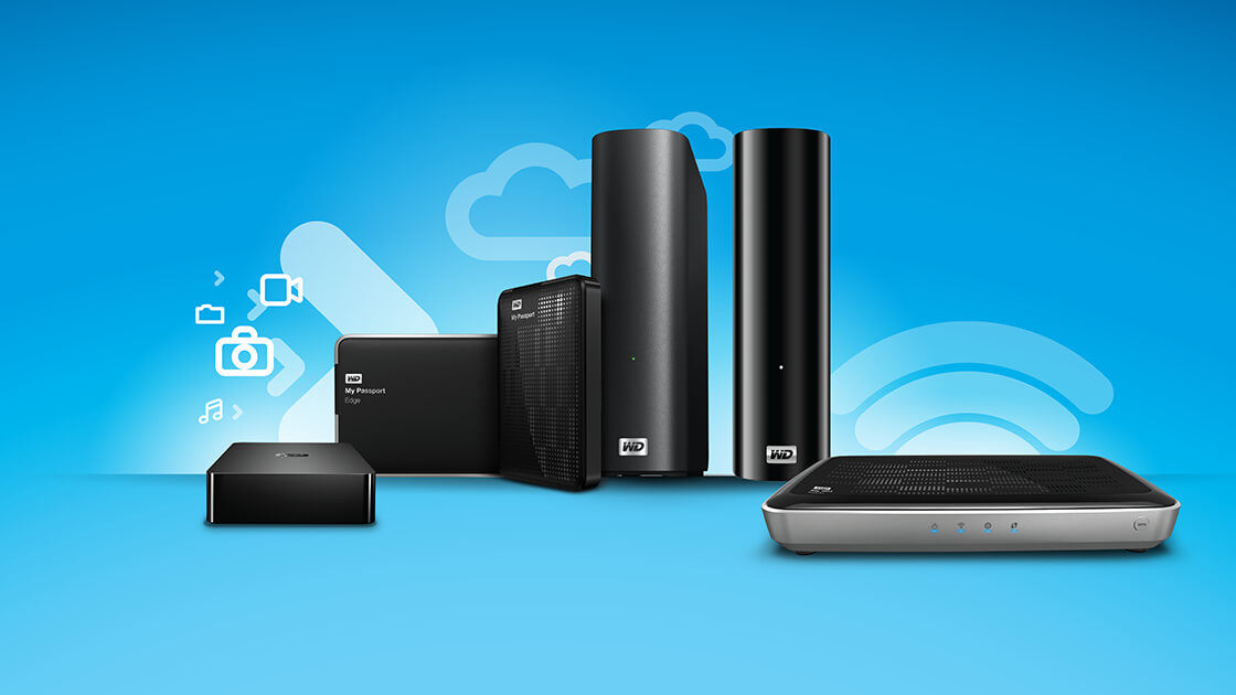 Western Digital Product